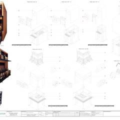 by Oleb Arquitectura & Interiorismo 휴양지