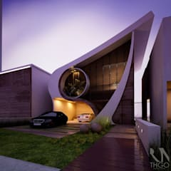 من THGO arquitetura e design إنتقائي