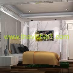 ออกแบบตกแต่งภายในบ้าน 2 ชั้น โดย PROFILE INTERIOR STUDIO ผสมผสาน แกรนิต