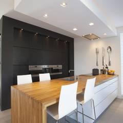 Kavel 52 Oranjeburgh, Schiedam van Thijssen Verheijden Architecture & Management Modern Hout Hout