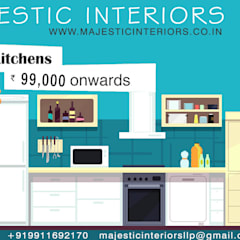by MAJESTIC INTERIORS Asian Plywood