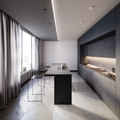 Modern gastronomy by Real Render Studio Modern