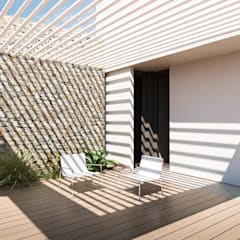por Srta. Rottenmeier Estudio de Arquitectura Mediterrânico Pedra