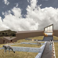من FRANCO CACERES / Arquitectos & Asociados بلدي