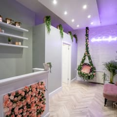 The Fountain Medispa at The Clifton Arcade Modern commercial spaces by Hygge Haus Interiors Modern