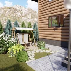 من Art home تبسيطي خشب Wood effect