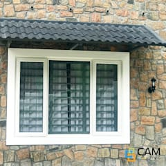 من CAM UPVC Windows & Doors كلاسيكي