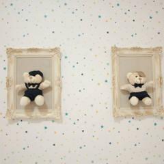Quarto GMC por Ana Beatriz Coelho Arquitetura Minimalista