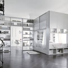 La prima casa di L&M design di Marelli Cinzia Moderno MDF