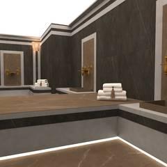 de Beykent iç mimarlık Moderno Cerámico