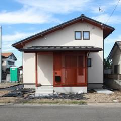 窓辺の家 の 田村建築設計工房 和風