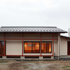 de 田村建築設計工房 Asiático