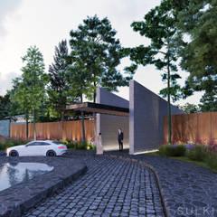Modern event venues by Sulkin Askenazi Modern