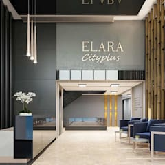 Methis Hotel Modern Oteller VERO CONCEPT MİMARLIK Modern
