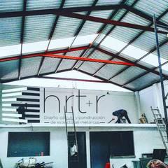 by Hrt+r diseño calculo y construccion de estructuras metalicas Industrial Iron/Steel