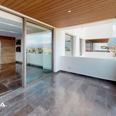 Luxury Condos - Departamento sin amueblar de Lujo - Recorrido Virtual 360º de Bantha VR Moderno