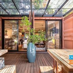 من Casa Container Marilia - Arquitetura em Container بلدي