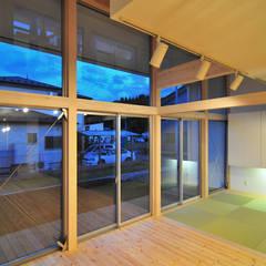 من 島田博一建築設計室 حداثي