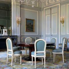 Museus clássicos por Philippe Jégou Décoration Paris Clássico