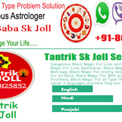 Escritórios asiáticos por Famous Tantrik Baba in Delhi +918003125852 Asiático