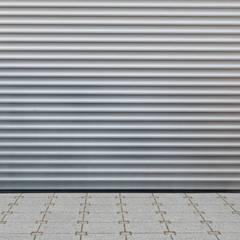 de Szulzyk- Bauelemente Clásico Aluminio/Cinc