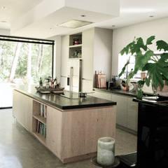 di ddp-architectuur Moderno Legno Effetto legno