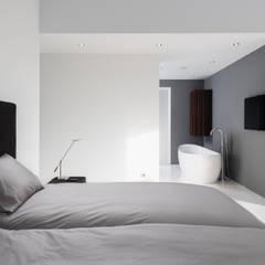 Design bed Roma Industriële slaapkamers van De Suite Industrieel