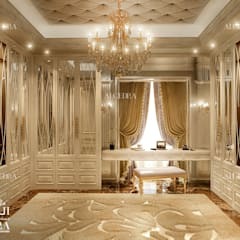 Classic style dressing rooms by Algedra Interior Design Classic