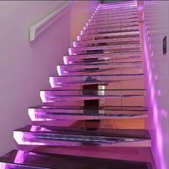 Space Diamond von Siller Treppen/Stairs/Scale Modern Glas