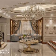 راهرو سبک کلاسیک، راهرو و پله من Algedra Interior Design كلاسيكي