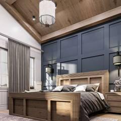 Aynur Yar Villa - İzmir Modern Yatak Odası VERO CONCEPT MİMARLIK Modern