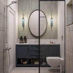 Aynur Yar Villa - İzmir Modern Banyo VERO CONCEPT MİMARLIK Modern