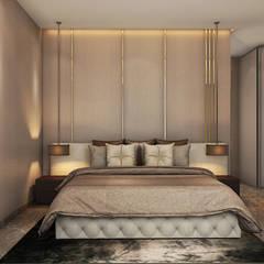 Bedroom Ashleys Modern style bedroom