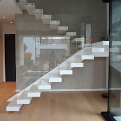Siller Treppen/Stairs/Scale Tangga Marmer White