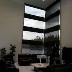 Gobash Balconies, verandas & terraces Accessories & decoration Black