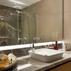 Levazım Projesi Modern Banyo Monlab Design Modern