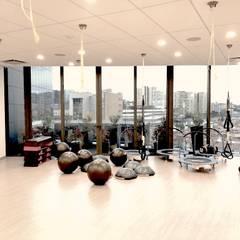 DE LEON PRO Kantor & Toko Modern White