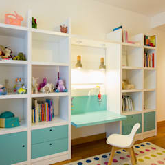 Traço Magenta - Design de Interiores Nursery/kid's room