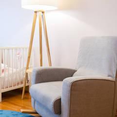 Traço Magenta - Design de Interiores Baby room