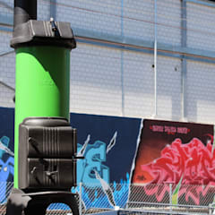 Perler Ofen GmbH Front yard Metal Green