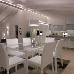 ROMAZZINO C.S. SERVICE SRL Modern dining room