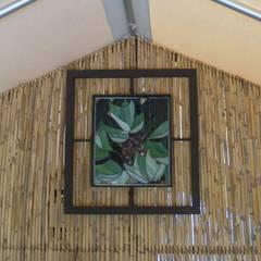 Alegoria Vid MKVidrio Paisajismo de interiores Vidrio Verde