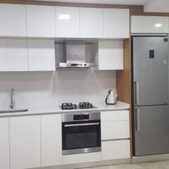 ADN Furniture KitchenStorage White