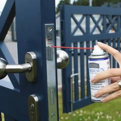 Nordzaun Garden Fencing & walls Aluminium/Seng Blue