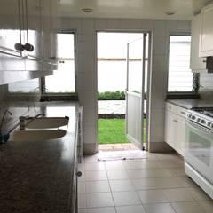 Unio Studio Dapur kecil