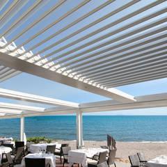 unica living design Lean-to roof Aluminium/Zinc