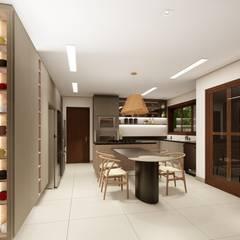 Studio Ideação Dapur Modern
