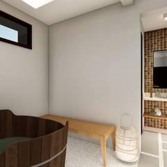 Studio Ideação Spa Modern