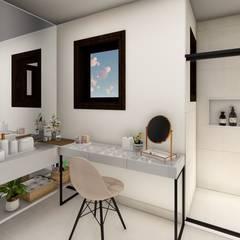 Studio Ideação Kamar Mandi Modern