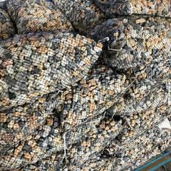 20 kg mesh of MIXCOLOR Hawaiian gravel 12-20 mm Canteras el Cerro Garden Accessories & decoration Stone Multicolored